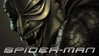Green Goblin & Spider-Man Concept For Sam Raimi's Spider-Man