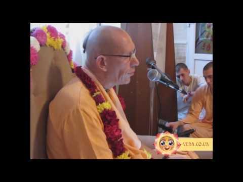 Бхагавад Гита 2.59 - Бхактивайбхава Свами