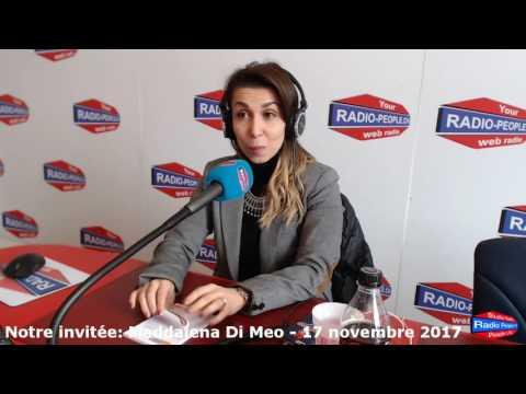 L'interview de Maddalena Di Meo - Directrice de Firstmed & Femme Entrepreneur de l'année 2016