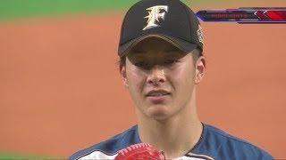 2019年6月12日 北海道日本ハム対広島 試合ダイジェスト