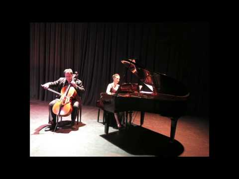 Cassado. Requiebros. Maksim Velichkin, cello and Natasha Marin, piano