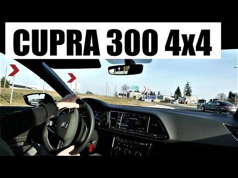 2017 SEAT Leon CUPRA ST 300 4Drive 4x4 [Pierwsze Wrażenia] Jazda Próbna MEGA TEST PL