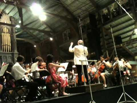 NYSSSA 2011: Bizet's Carmen, performed by SOS (School of Orchestral Studies)