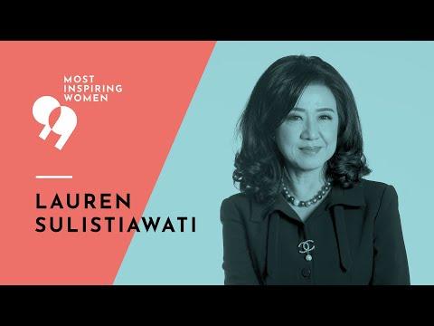 Lauren Sulistiawati  |  Globe Asia's 99 Most Inspiring Women