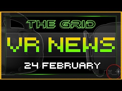 THE GRID VR - Brass Tactics, Apex Construct, Qualcomm 845, Wands, Reality Decks, Star Trek TNG