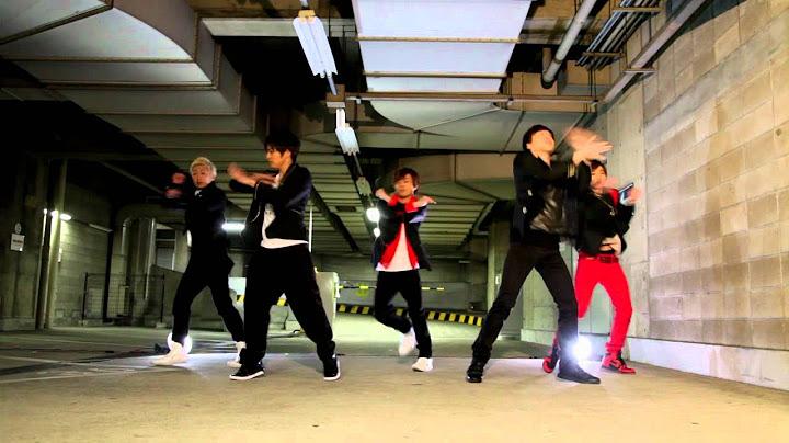 daice  splash music video