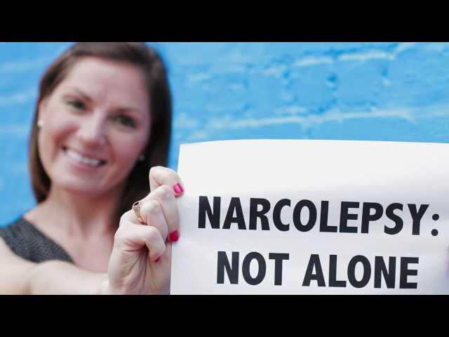 Ever Met Someone Living with Narcolepsy? NARCOLEPSY: NOT ALONE by Julie Flygare and Project Sleep