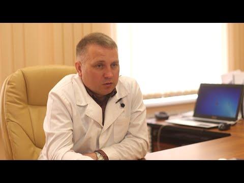 В каком режиме работает госпиталь. Интервью главврача ЦРБ Сергея Севрюка