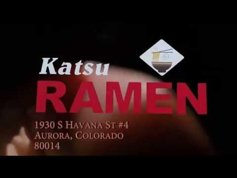 Undercover @ Katsu Ramen, Aurora, CO
