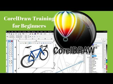 Coreldraw training full tutorials for beginners learn & earn from graphic designing
