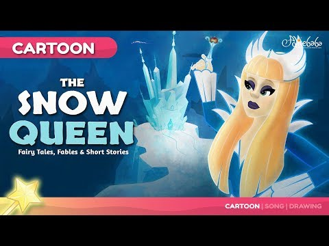 The Snow Queen Kids Story Animation | Fairy Tales & Bedtime Stories For Kids