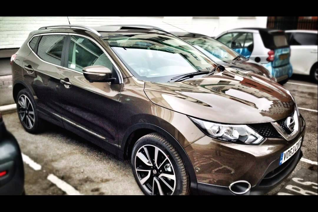 nissan qashqai 2015 model auto magazine youtube. Black Bedroom Furniture Sets. Home Design Ideas