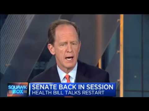 Senater Pat Toomey : We're in a 'tight spot' with GOP health care bill