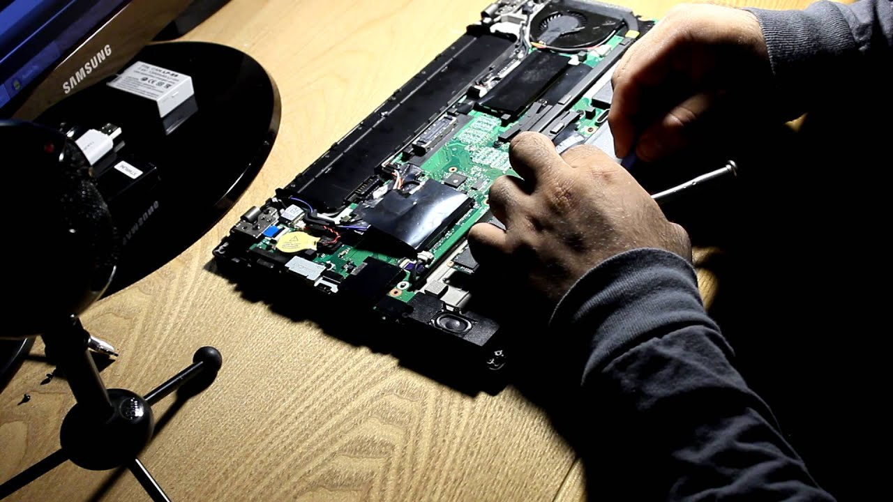 How To Replace T440 Trackpad with T450 Trackpad | Assembly and Disassembly  1080p STEP BY STEP