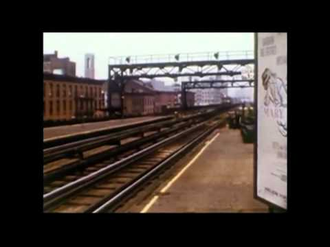 NY Central and NYNH H Electric Operations 1961