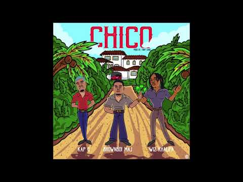 "Brownboi Maj feat. Wiz Khalifa & Kap G - ""Chico"" OFFICIAL VERSION"
