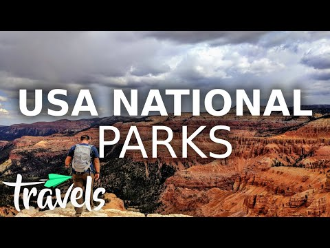 Top 10 American National Parks To Escape The Crowds | MojoTravels