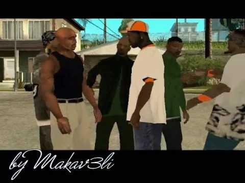 Tupac Shakur ''Changes'' GTA San Andreas 2Pac