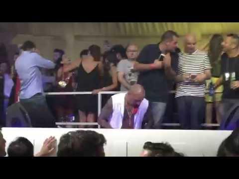 David Morales@Blubay Castro PlaysJerome Sydenham & Dennis Ferrer - Sandcastles  30/7/2016