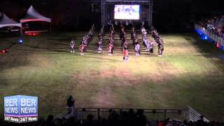 The Bermuda Tattoo, October 24 2015