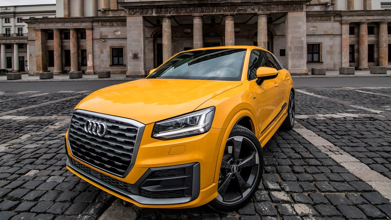 2017 audi q2 s line hits the old town the coolest urban small suv exterior interior. Black Bedroom Furniture Sets. Home Design Ideas