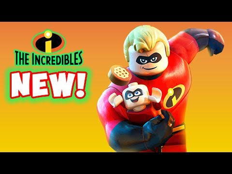 NEW! LEGO Incredibles Videogame Achievements! HUGE! Confirmation!
