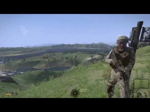 "ARMA3COOP: ""Combined Forces""-HQ (DaWiD96)"