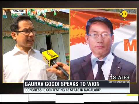 WION Exclusive: In conversation with Gaurav Gogoi