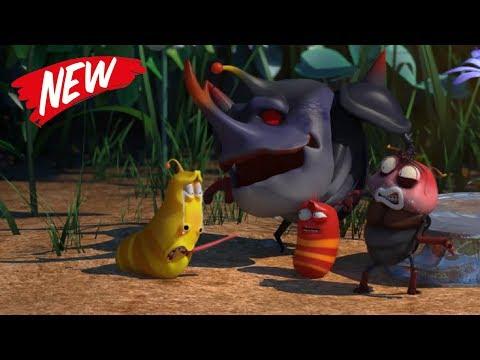 Larva Tuba Full Movie   Detctive 1, Detctive 2, yellow's Secret   Larva 2018 Terbaru Cartoon Funny