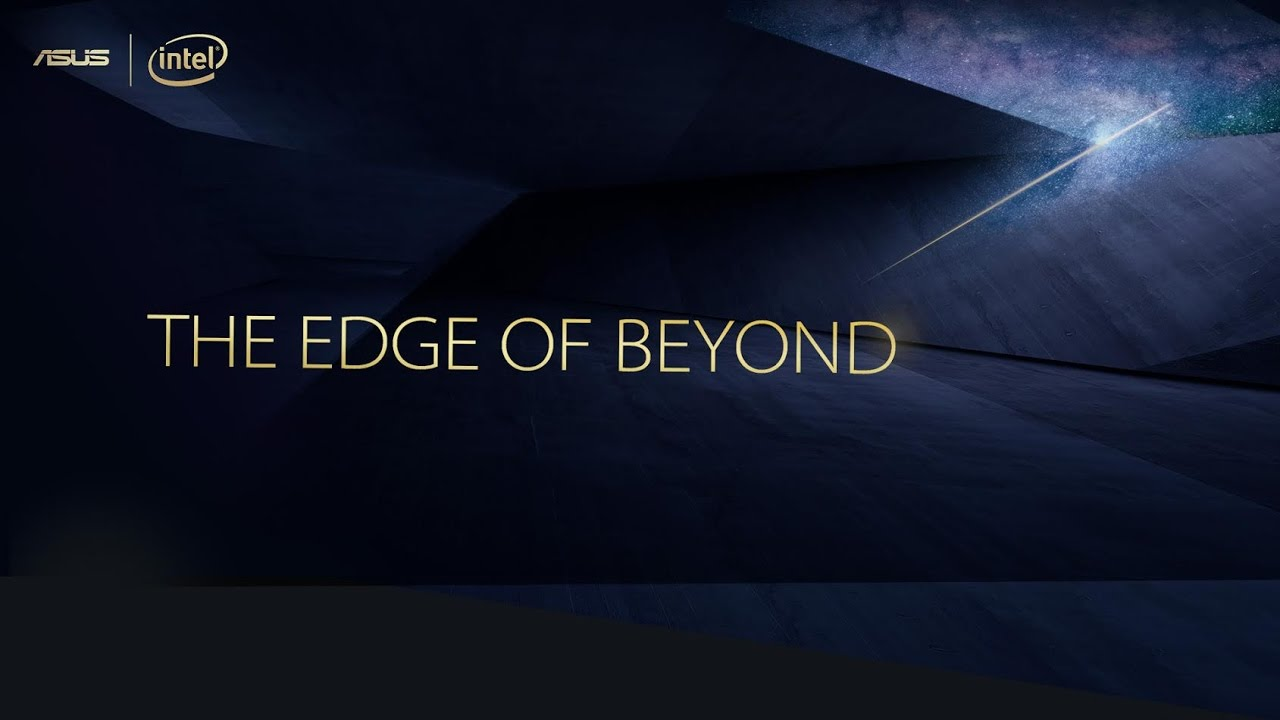 The Edge of Beyond – Computex 2017 | ASUS