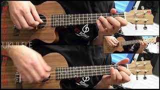 Game of Thrones [FULL Ukulele Cover/Lesson With TABs/Scores]