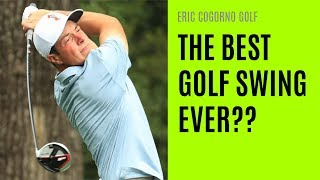 Golf: The Best Golf Swing Ever?? - Viktor Hovland Swing Analysis