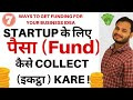 how to get funding for a business | startup funding websites | crowdfunding for startups