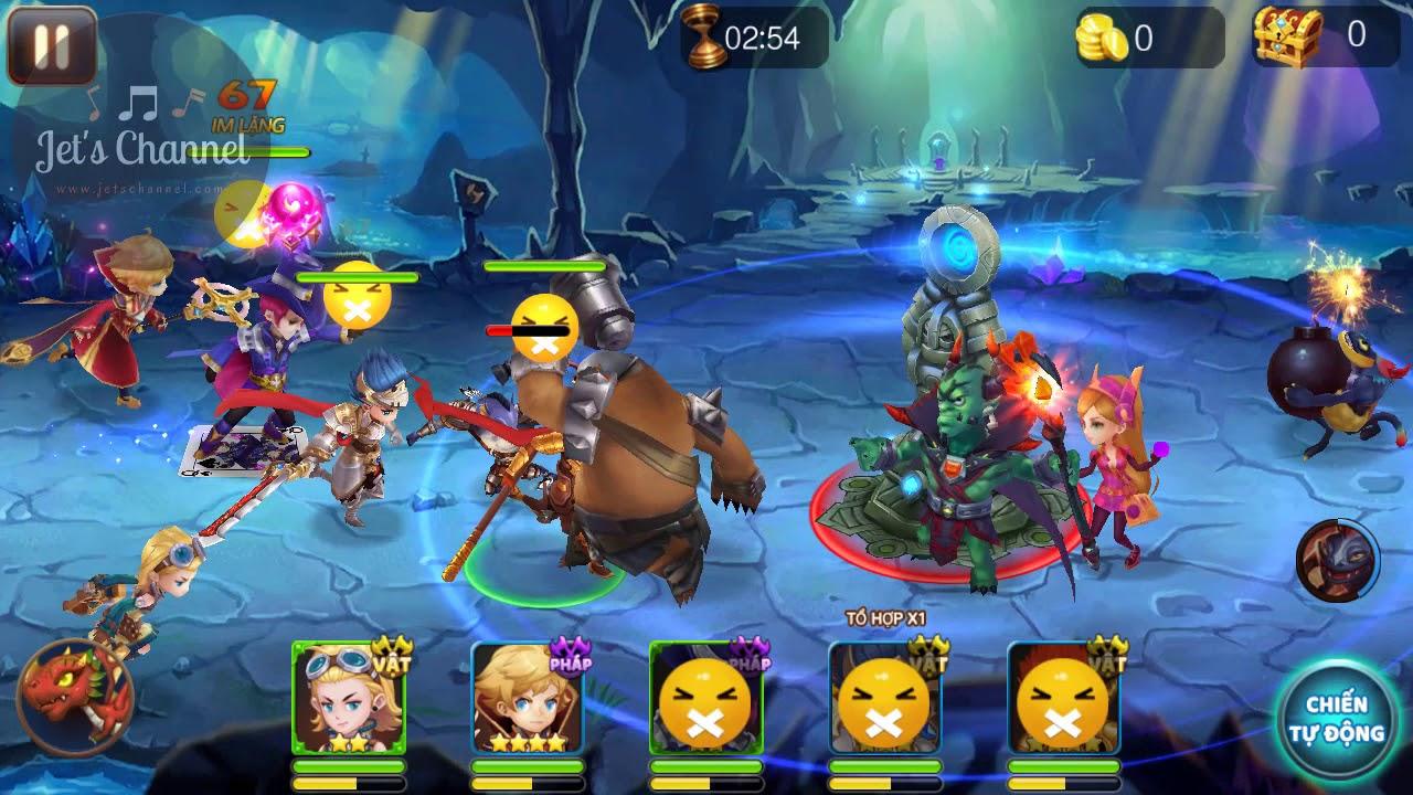 Truyền kỳ Hiệp sĩ #7 - Chương 7: Chứng cứ cổ xưa | Game Mobile | Jet's  Channel