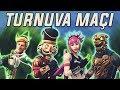 TURNUVA MAÇINI KAZANDIK! (Türkçe Fortnite)