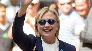 Shillue: Media bury Hillary's health problems