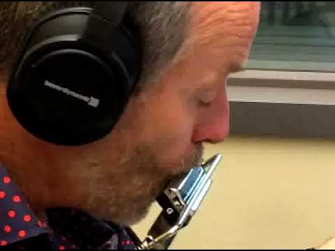 Q104-Barney Bentall covers Bobcaygeon by The Tragically Hip