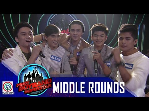 Pinoy Boyband Superstar Mid Rounds: Niel,...