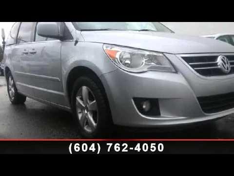 2009 Volkswagen Routan - - Maple Ridge, BC v3h4w9