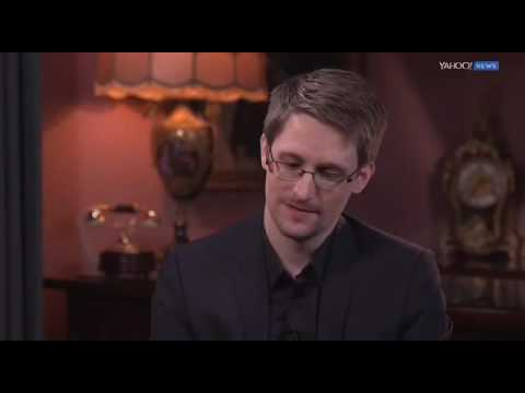 Snowden Slams Trump-- Responds to 'Traitor' Comment