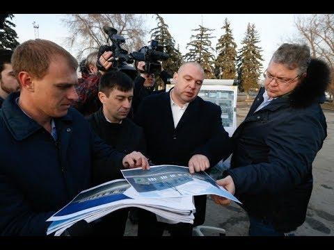 Как обустраивается Невинномысск, посмотрел губернатор