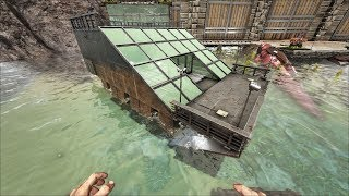 ARK: Survival Evolved - Уроки выживания. Урок 97. Корабль моей мечты.
