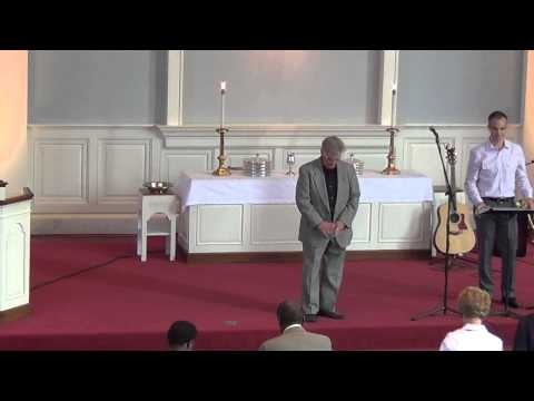 Sunday September 14 2014 (1) First Union Congo Church Quincy IL