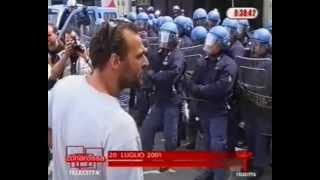 G8 Luglio 2001 Genova   .........Il pane per tutti.........