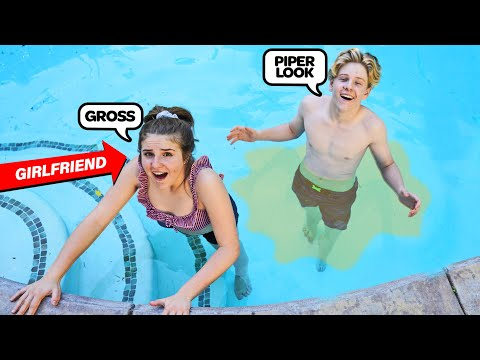 She Almost Broke Up With Me For This **I had an ACCIDENT in the Swimming Pool**😡|Lev Cameron indir