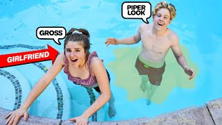 She Almost Broke Up With Me For This **I had an ACCIDENT in the Swimming Pool**😡|Lev Cameron