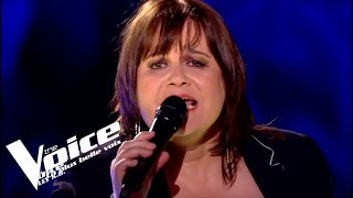 Maitre Gims - Changer  | Virginie Vetrano | The Voice 2019 | KO Audition