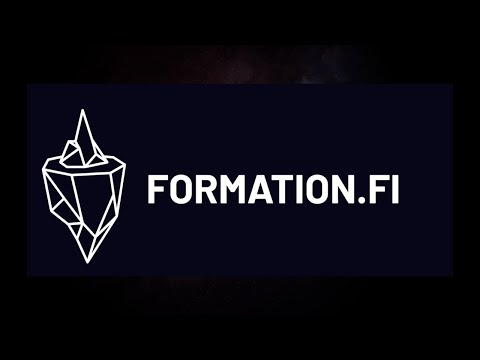 FORMATION FINANCE (FORM) - Very Exciting Altcoin For 2021!