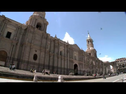 Travel to Arequipa The land of canyons, history and gastronomy