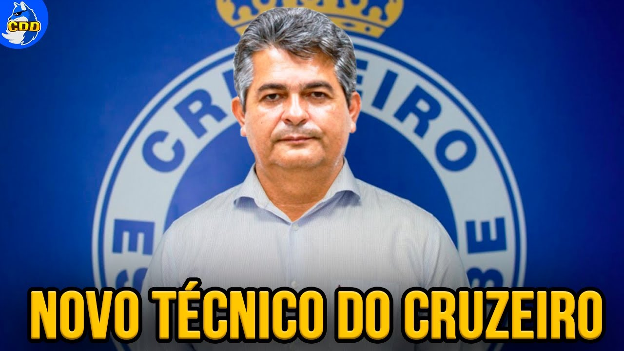 Ney Franco E O Novo Tecnico Do Cruzeiro Youtube